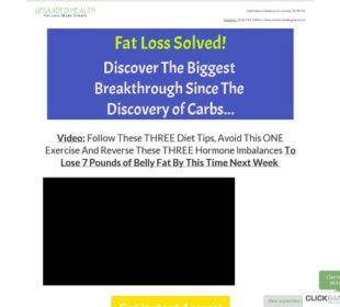 The Flat Belly System